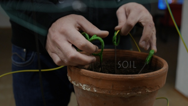 SOIL (2013) [interactive sound installation]